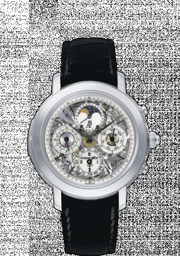 Jules Audemars 25996 Grande Complication Platinum / Sapphire