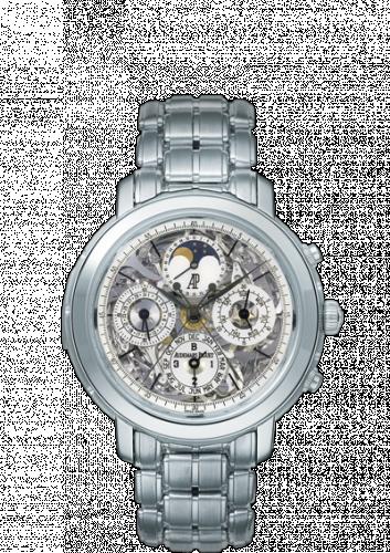 Jules Audemars 26023 Grande Complication Platinum / Sapphire / Bracelet