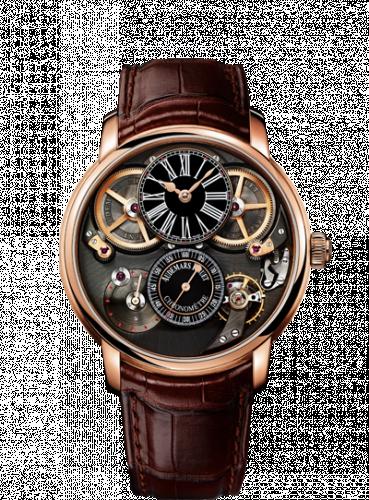 Jules Audemars 26153 Chronometer Pink Gold / Black
