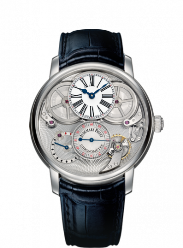 Jules Audemars 26153 Chronometer Platinum / White