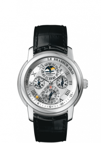 Jules Audemars 26003 Equation of Time White Gold / Silver