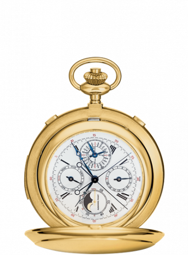 Pocket Watch 25712 Grande Complication Yellow Gold
