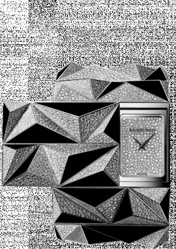 Haute Joaillerie Diamond Punk Onyx