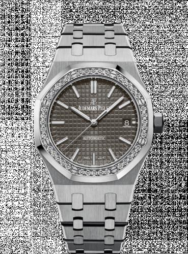 Royal Oak 15451 Selfwinding Stainless Steel / Grey