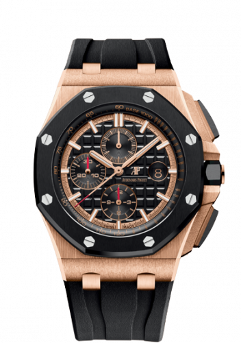 Royal Oak Offshore 26401 Ceramic / Pink Gold