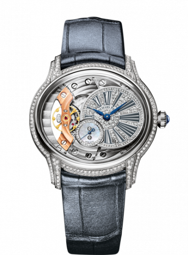 Millenary Hand-wound White Gold / Diamond