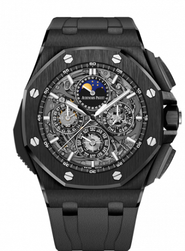 Royal Oak OffShore 26582 Grande Complication Black Ceramic