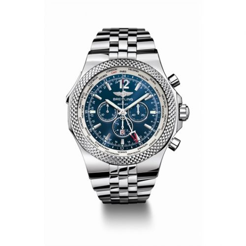 Breitling for Bentley GMT Blue