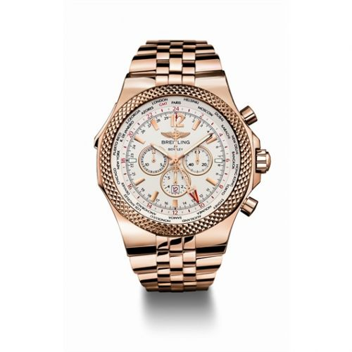 Breitling for Bentley GMT Gold / Silver