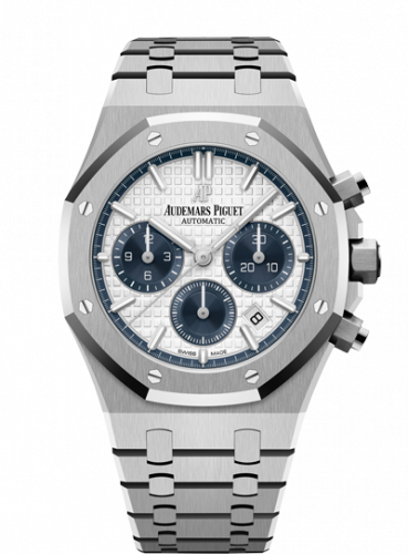 Royal Oak Chronograph 38 Stainless Steel / Silver