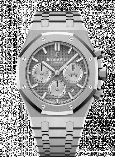 Royal Oak Chronograph 38 Stainless Steel / Grey