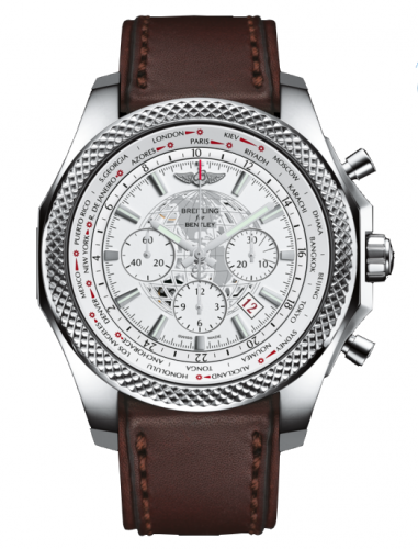 Breitling For Bentley B05 Unitime Silver