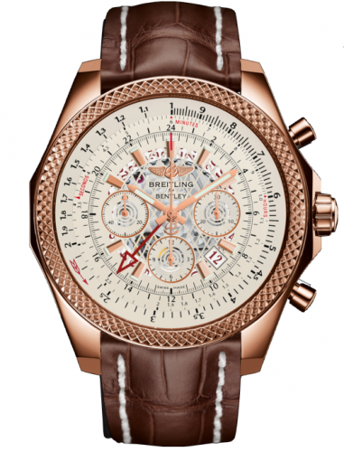 Breitling For Bentley B04 GMT Gold Silver
