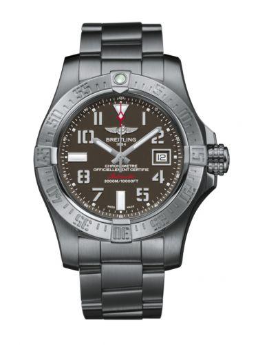 Avenger II Seawolf Stainless Steel / Tungsten Gray / Bracelet