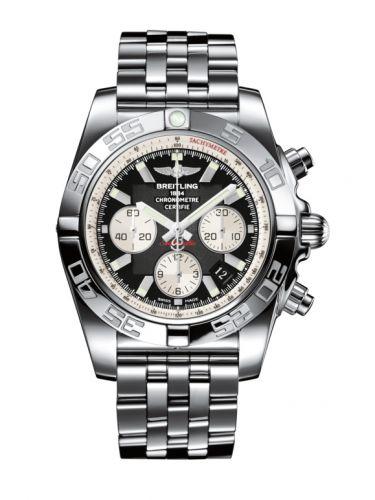 Chronomat 44 Stainless Steel / Inverted Panda / Bracelet