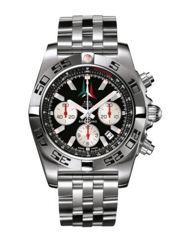 Chronomat 44 Stainless Steel / Frecce Tricolori / Bracelet