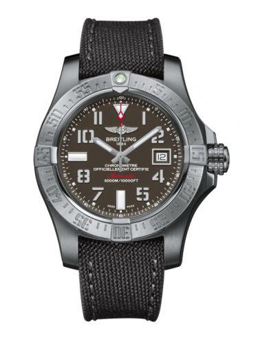 Avenger II Seawolf Stainless Steel / Tungsten Gray / Military