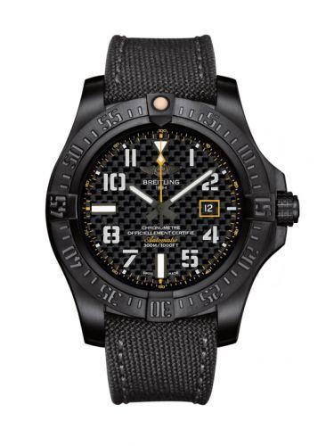 Avenger Blackbird 48 Black Titanium / Carbon / Military / Limited Edition
