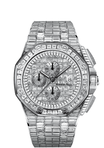 Royal Oak Offshore 26403 Full Baguette