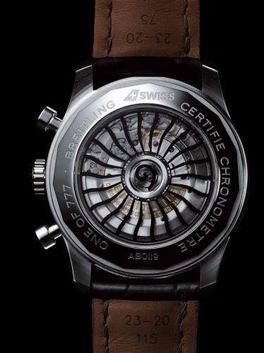 Navitimer 8 B01 Chronograph 43 Stainless Steel Swiss Air