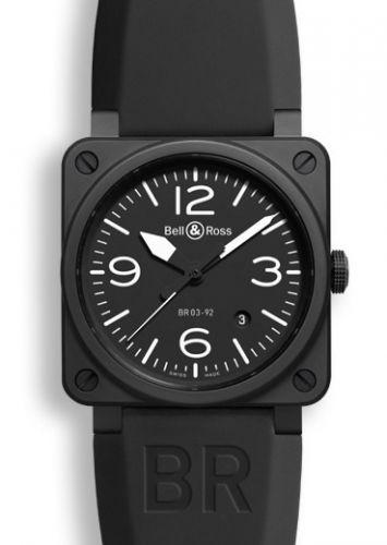 BR 03 92 Black Matte