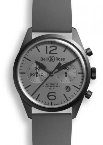 BR 126 Commando Chronograph