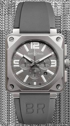 BR 01 94 Pro Titanium Chronograph