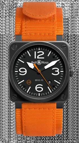 BR 03 92 Orange Carbon