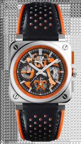 BR 03-94 Aéro GT Chronograph Orange
