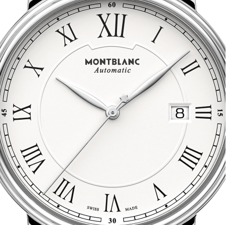 Tradition Date Automatic 40mm