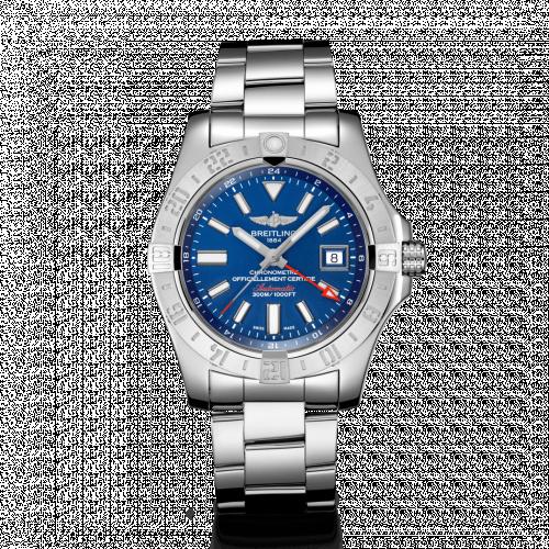 Avenger II GMT Stainless Steel / Mariner Blue / Bracelet