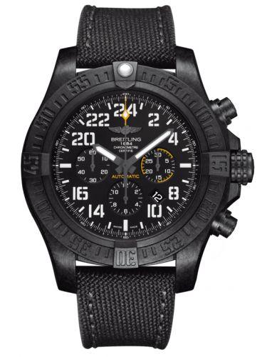 Avenger Hurricane 24H Breitlight / Volcano Black / Military / Pin