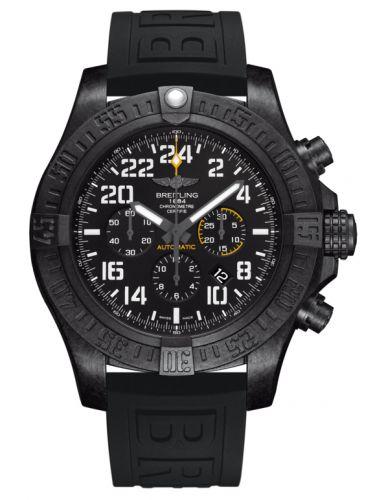 Avenger Hurricane 24H Breitlight / Volcano Black / Rubber / Pin