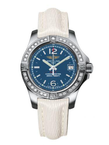 Colt Lady Diamond / Mariner Blue / Sahara / Pin