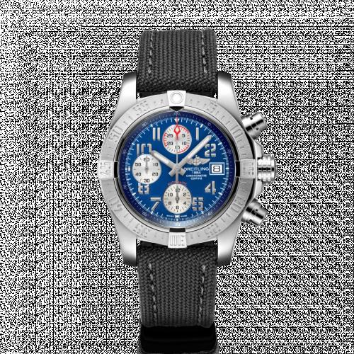Avenger II Stainless Steel / Mariner Blue / Military / Pin