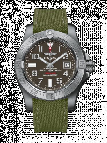 Avenger II Seawolf Stainless Steel / Tungsten Gray / Military / Pin