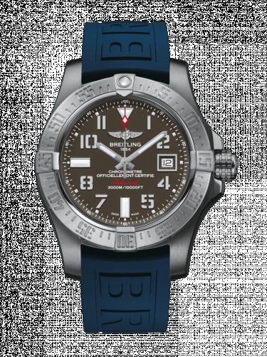 Avenger II Seawolf Stainless Steel / Tungsten Gray / Rubber / Pin