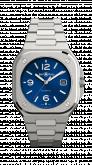 BR 05 Stainless Steel / Blue / Bracelet