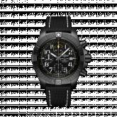 Avenger Chronograph 45 Night Mission / Black / Military / Pin