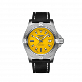 Avenger Automatic 45 Seawolf Stainless Steel / Yellow / Military / Pin