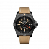 Avenger Automatic GMT 45 Night Mission / Black / Military / Pin