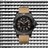 Avenger Automatic GMT 45 Night Mission / Black / Military / Folding