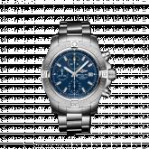 Avenger Chronograph 45 Stainless Steel / Blue / Bracelet