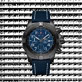 Avenger Chronograph 48 Night Mission / Blue / Military / Folding