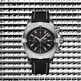 Avenger Chronograph 48 Stainless Steel / Black / Military / Pin