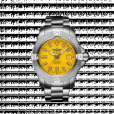 Avenger Automatic 45 Seawolf Stainless Steel / Yellow / Bracelet