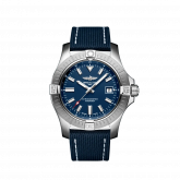 Avenger Automatic 43 Stainless Steel / Blue / Military / Pin
