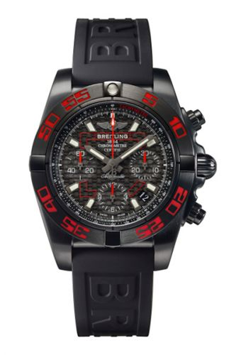 Chronomat 41 Black Carbon
