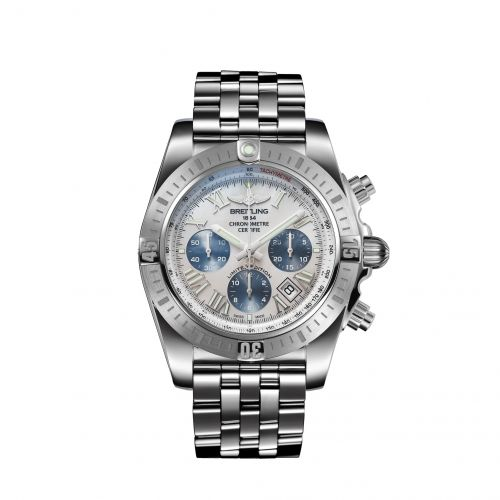 Chronomat 44 Stainless Steel / MOP - Roman / Japan Special Edition