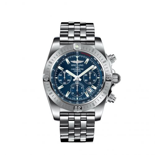 Chronomat 44 Stainless Steel / Blue / Japan Special Edition